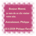 text by Philippe Caroit