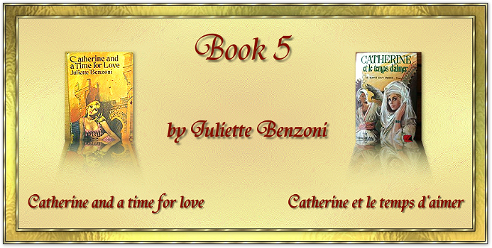 Book 5 Catherine and the time for Love